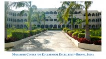 India (Bhopal) Maharishi Center for Educational Excellence 2
