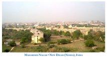 India (New Delhi-Noida) Maharishi Nagar