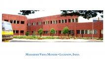 India (Lucknow) Maharishi Vidya Mandir School 2