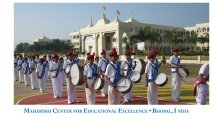 India (Bhopal) aharishi Center for Educational Excellence 2