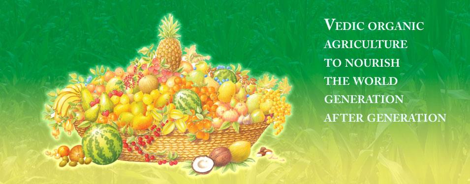 Vedic Organic Agriculture